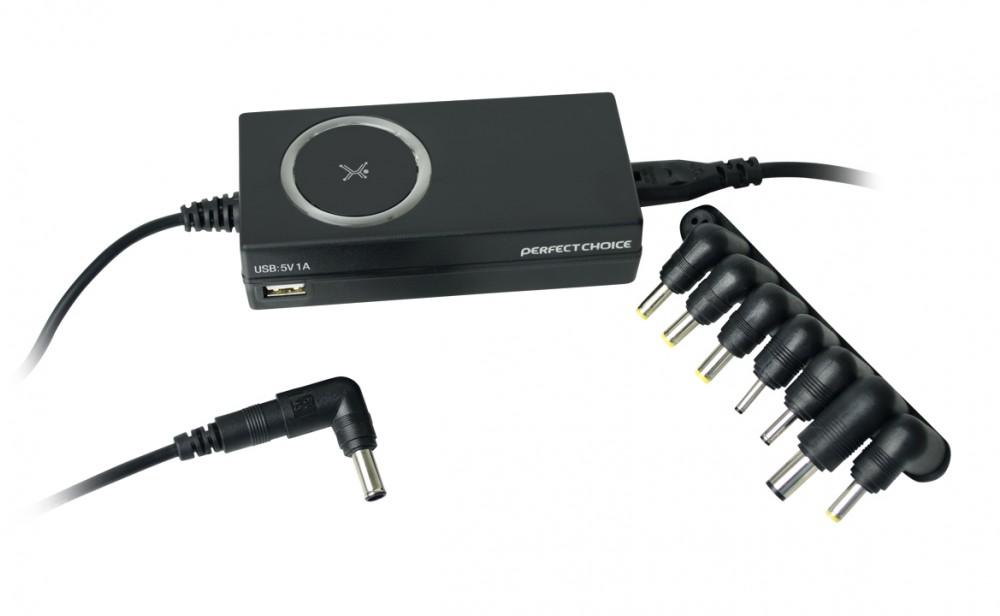 Adaptador de corriente universal perfect choice c puntas for Salon 7 puntas corrientes