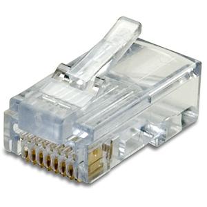 Conectores Rj45 Marca Amp Nivel 5 Caja Con 100