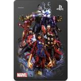Disco Duro Externo SEAGATE - GAMING PS4 AVENGERS 2 TB STGD2000104