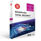 Bitdefender Total Security BITDEFENDER TMBD-104 - 1 Año(s)