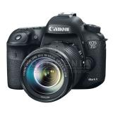 CAMARA EOS 7D MARK II KIT CON LENTE EF-S 18-135MM F/3.5-5.6 IS (G) KIT EF-S 18-135MM IS STM DIGIC6 9128B016AA