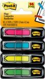 "BANDERITAS 3M MINI POST IT ""FLECHA"" 4 COLORES C/12 684-ARR4"