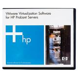 Hewlett Packard Enterprise VMware vSphere Standard 1 Processor 3yr E-LTU/Promo software de virtualiz