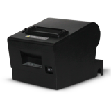 Miniprinter Termica Black Ecco BB90 USB Serial Negra 58mm 384 Puntos Linea 90 mm XSEG 384 Puntos BE90