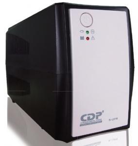 NO BREAK/UPS MCA CDP MOD 500VAS/250W/120V/4 CONT/NEGRO